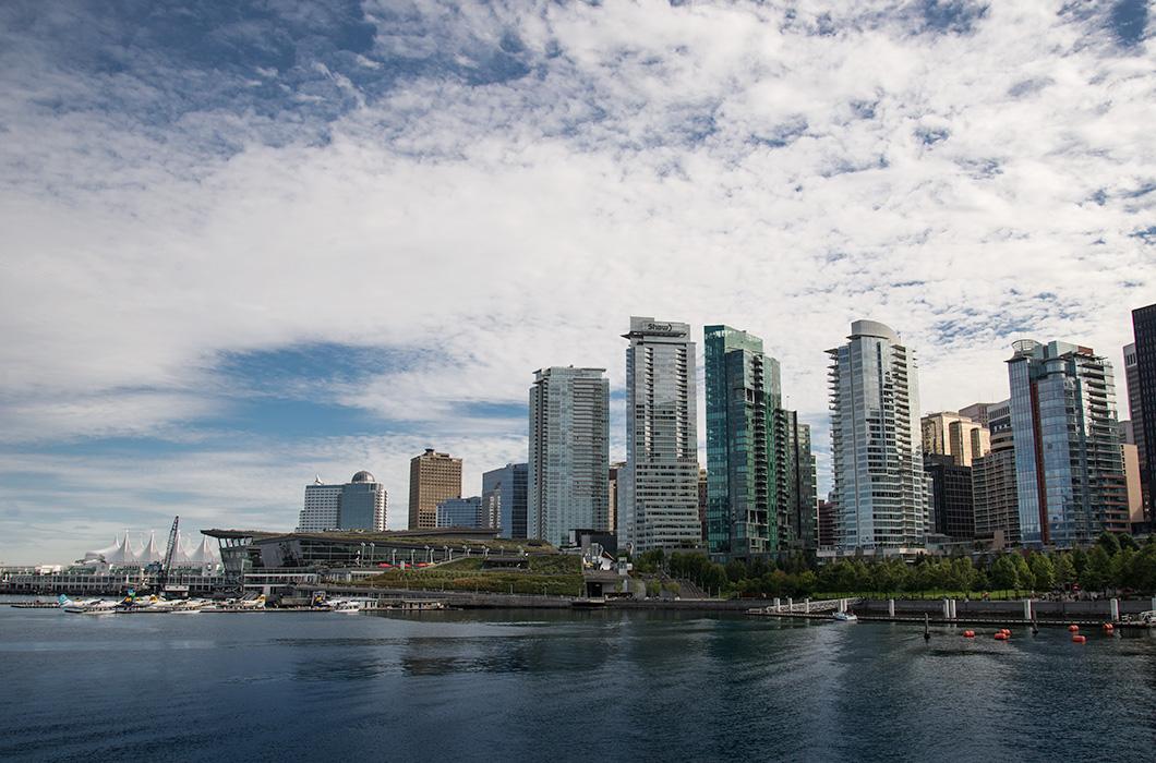 Vancouver sous le soleil