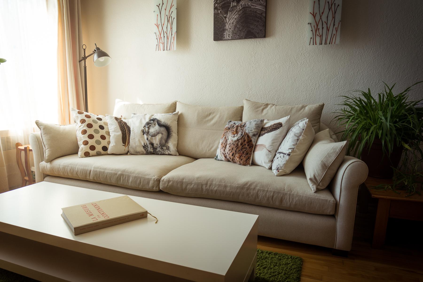 Ode à un sofa