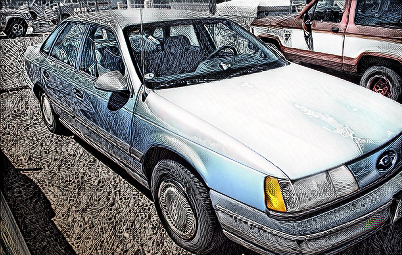 Se comparer soi-même à un Ford Taurus
